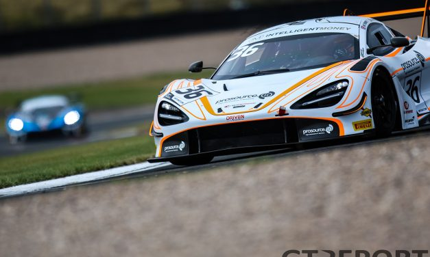 Stewart and Lewis Proctor go for GT3 Silver-Am assault with Balfe and McLaren