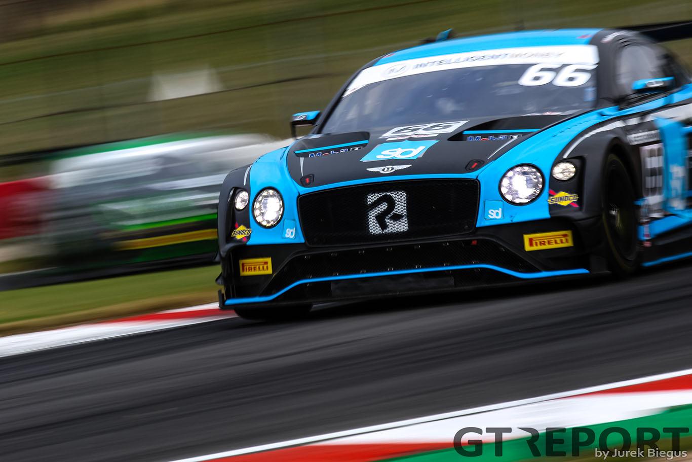 Nick Jones British GT