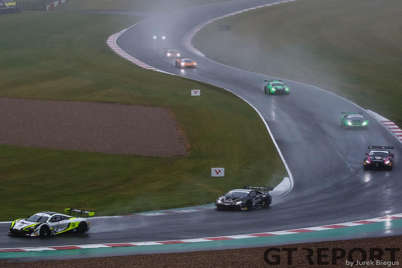 British GT Brands Hatch entry list