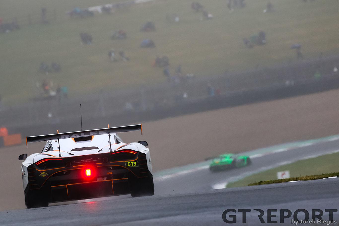 Stewart & Lewis Proctor McLaren