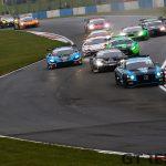 British GT Donington Park 2 entry list