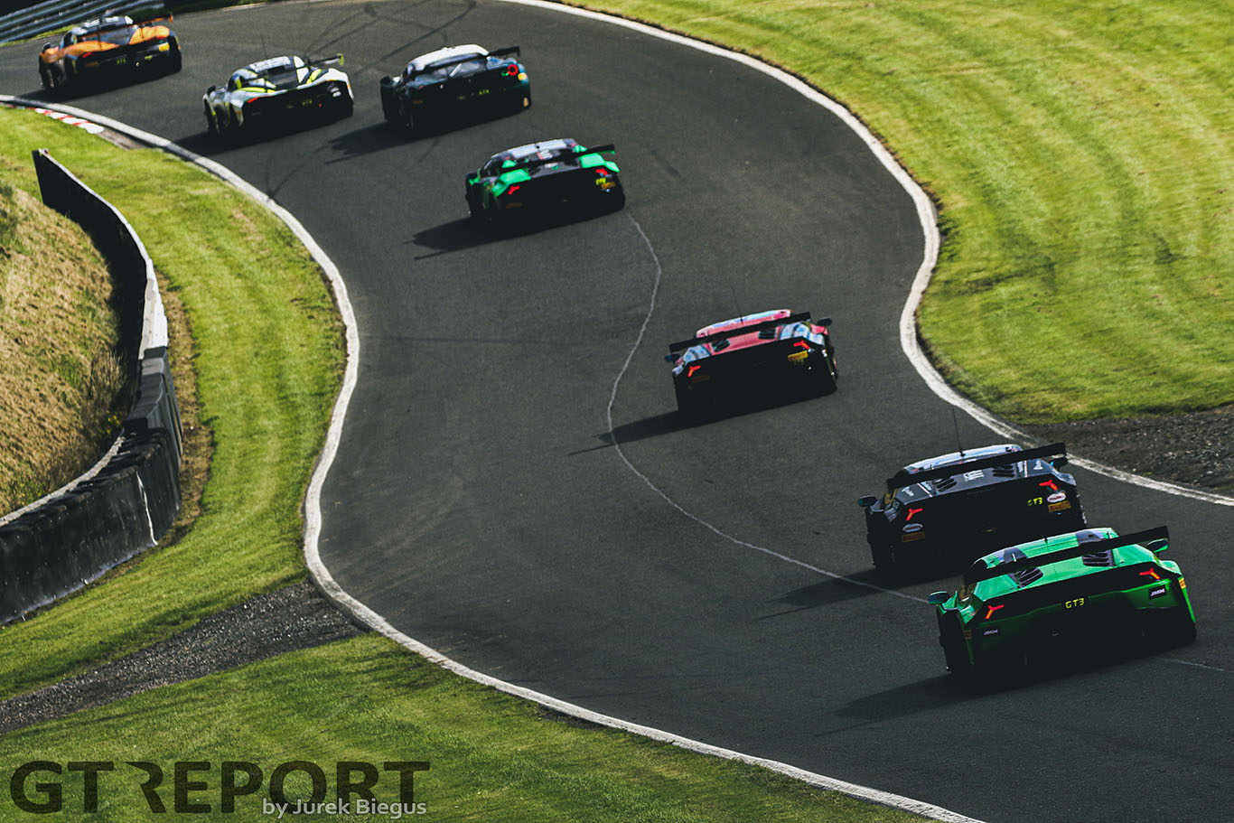 British GT Oulton Park: Optimum and Barwell share season-opening pole positions