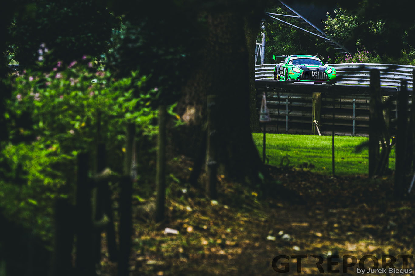 British GT Oulton Park gallery