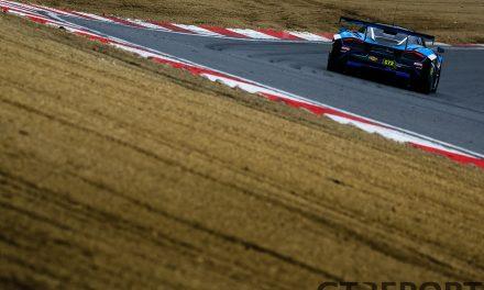 British GT Brands Hatch livestream