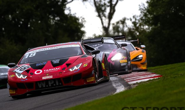 WPI makes statement by signing Phil Keen for 2021 British GT campaign