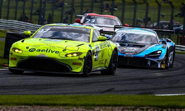 British GT unveils new Donington Park raceday format
