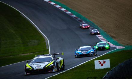 SRO announces revised 2021 British GT calendar
