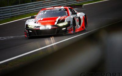 VLN5: Van der Linde puts Audi Sport Team Land on pole