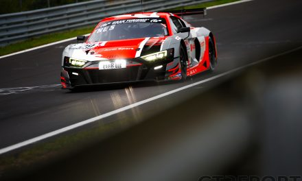 VLN5: Van der Linde puts Audi Sport Team Land on pole