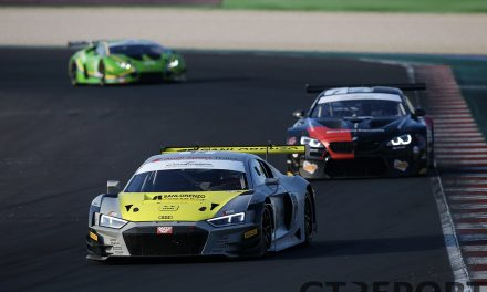 Italian GT Misano: Agostini, Mancinelli take Race 1 honors for Audi Sport Italia