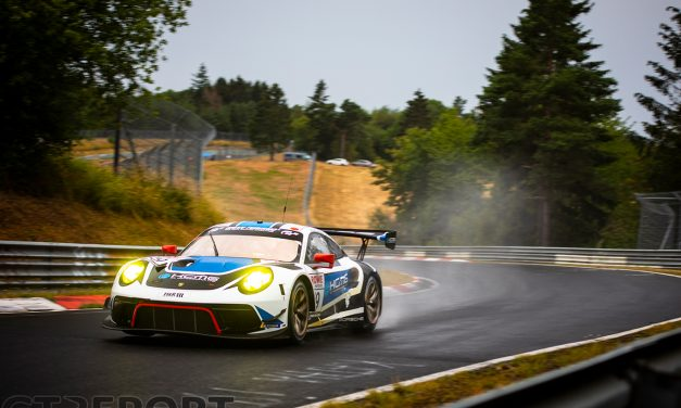 KCMG enters single Porsche in Nürburgring 24 Hours