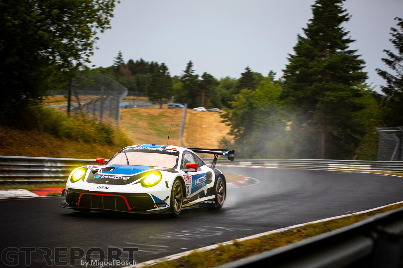 KCMG enters single Porsche in Nürburgring 24 Hours