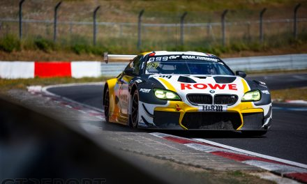 VLN4: Conventional pitstop strategy brings Rowe Racing race win