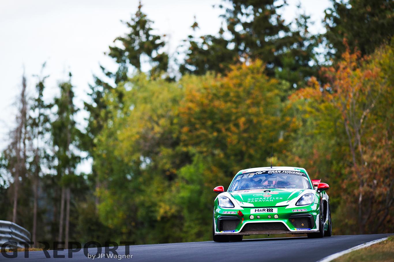 Nürburgring 24 Hours driver report: Tim Scheerbarth – Thursday