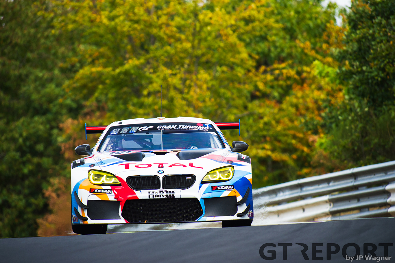 Nürburgring 24 Hours driver report: David Pittard – Qualifying