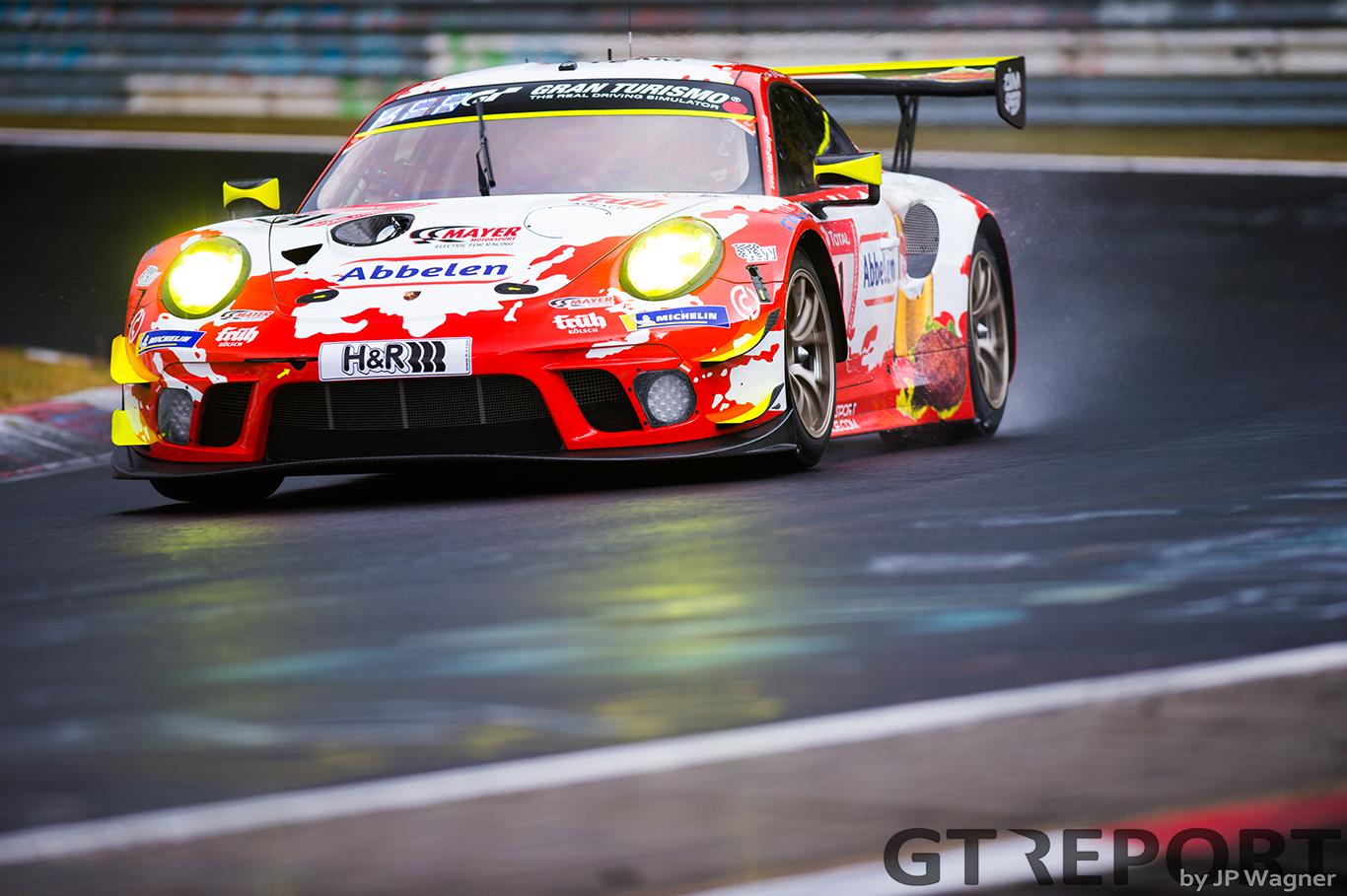 Nürburgring 24 Hours driver report: Lars Kern – Qualifying