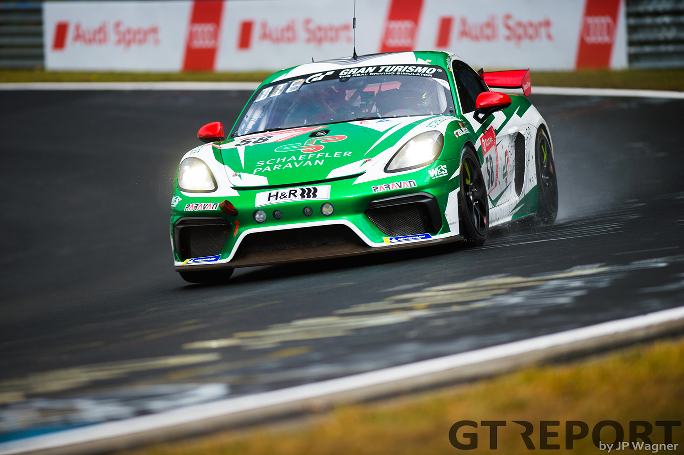 W&S Motorsport returns to Nordschleife with four Porsche Caymans in stacked program