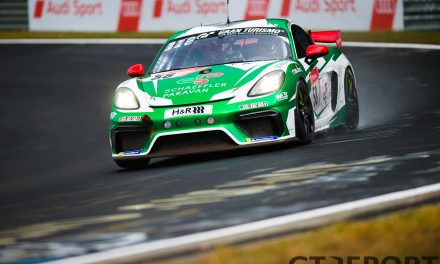Nürburgring 24 Hours driver report: Tim Scheerbarth – Qualifying