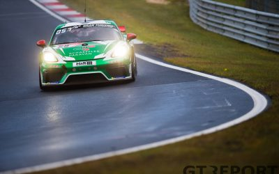 Nürburgring 24 Hours driver report: Tim Scheerbarth – Race finish