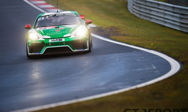 Nürburgring 24 Hours driver report: Tim Scheerbarth – Sunday morning