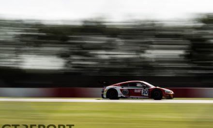 British GT Donington Park 2 livestream