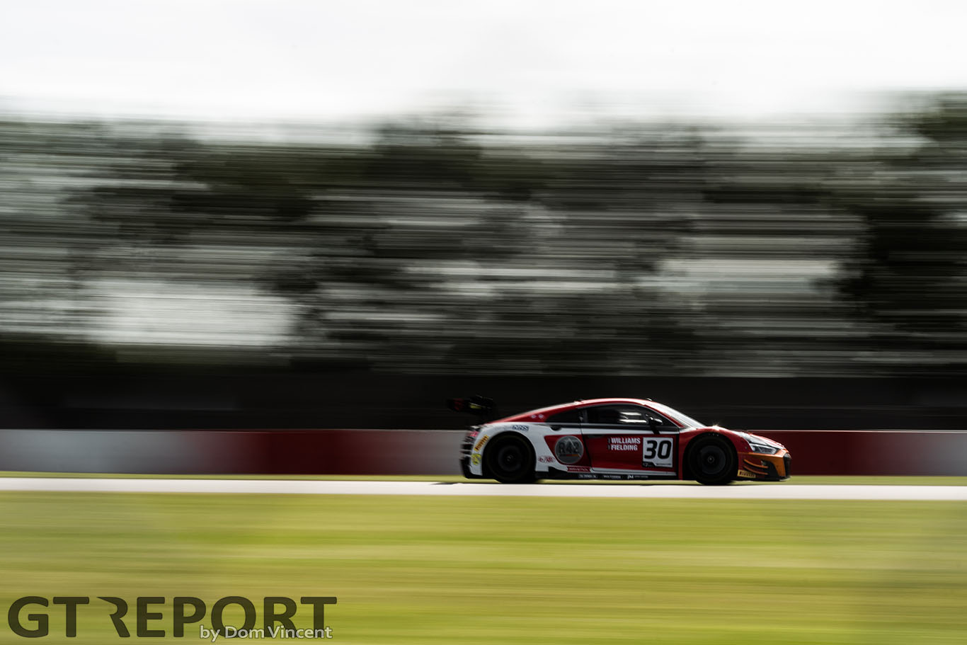 British GT Donington Park 2 live stream