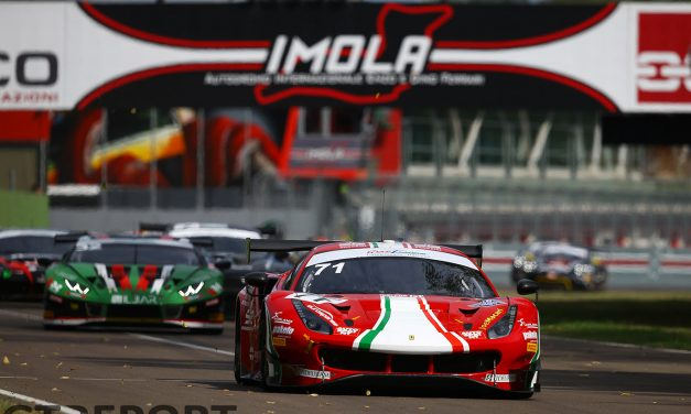 2021 Italian GT calendar presented: Enna-Pergusa returns