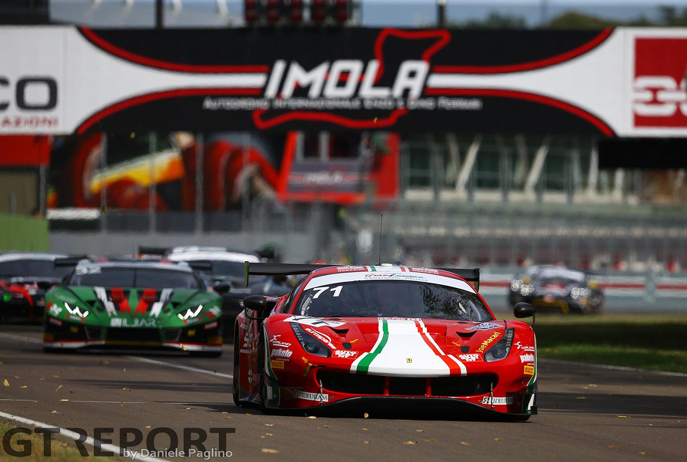2021 Italian GT calendar presented: Enna-Pergusa returns