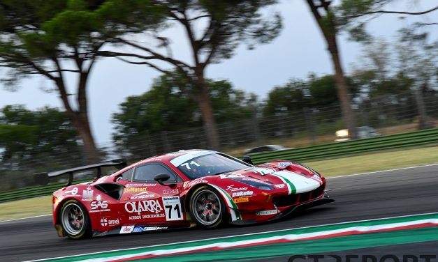 Carrie Schreiner to make Italian GT debut with AF Corse, joins champions Antonio Fuoco and Sean Hudspeth