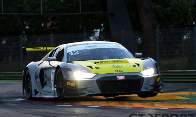 Italian GT Monza: 28 entries for penultimate Sprint series round