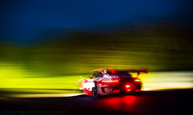 Nürburgring 24 Hours driver report: Lars Kern – First stint