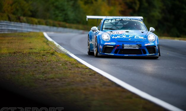 Nürburgring 24 Hours driver report: Thomas Kiefer – Race finish