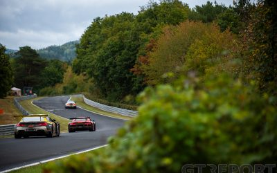 Nürburgring 24 Hours highlights video