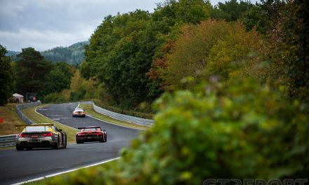 Nürburgring 24 Hours highlights video