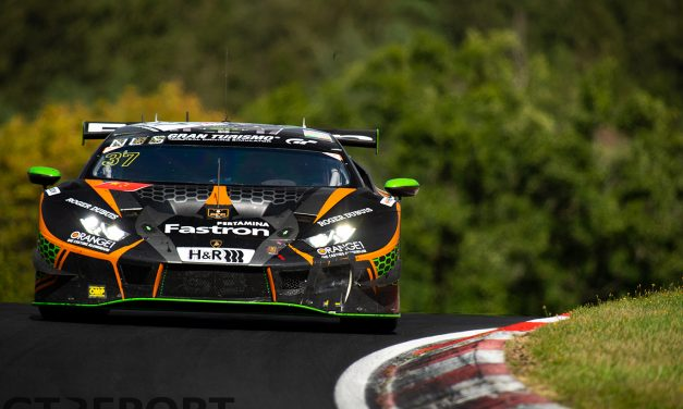 FFF Racing partners with Hankook for season-long Lamborghini campaign at the Nordschleife