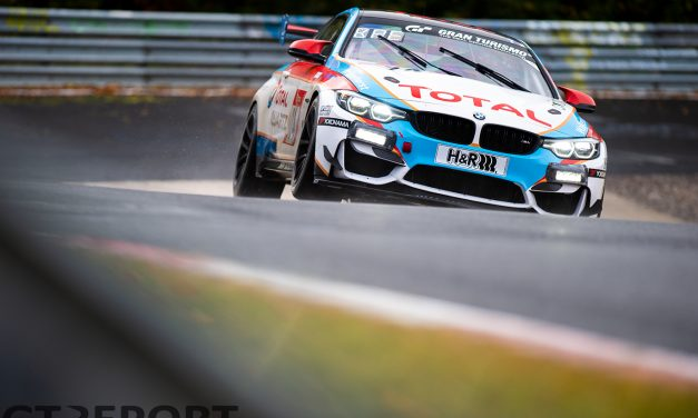 Nürburgring 24 Hours driver report: Ben Tuck – Race finish