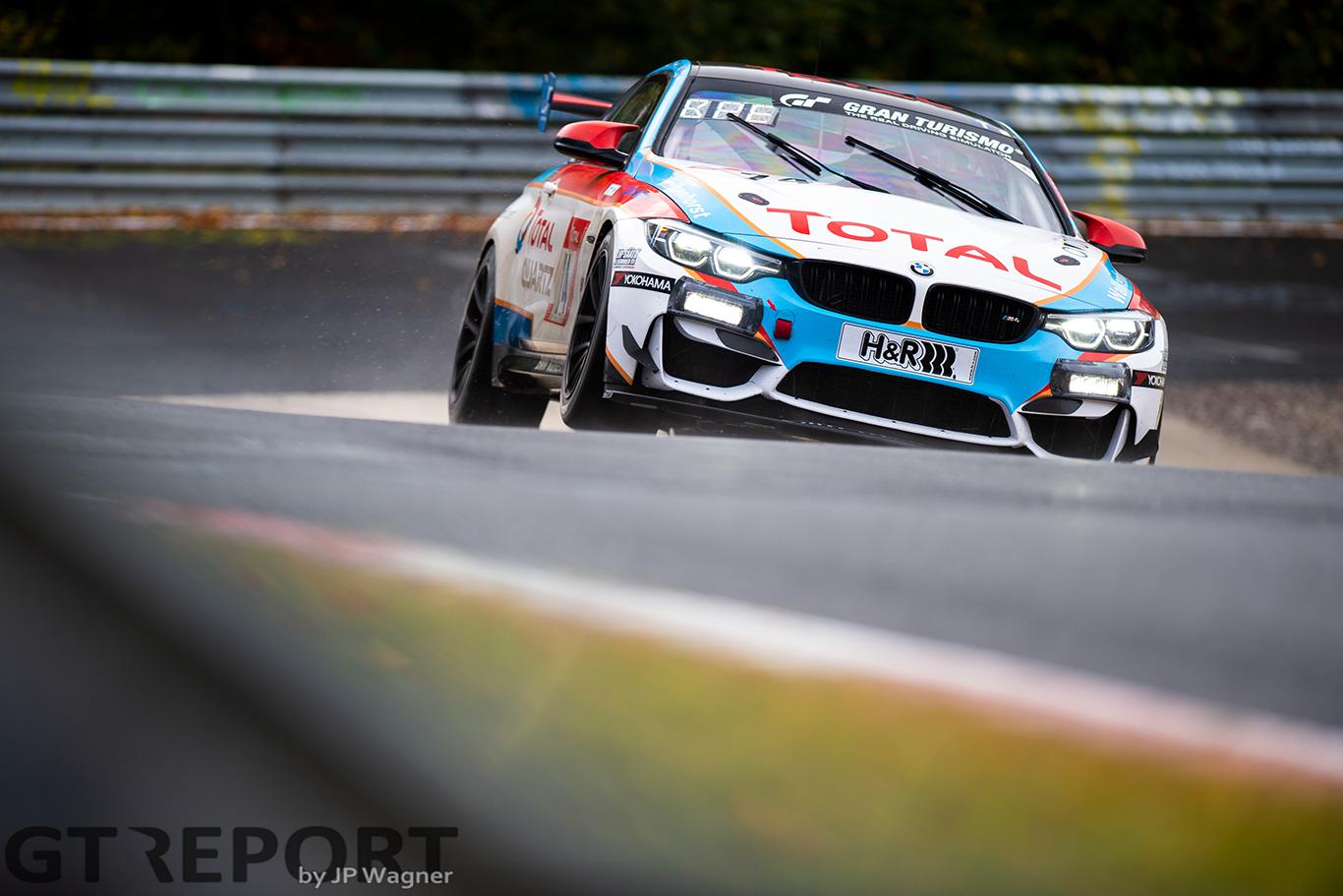 Nürburgring 24 Hours driver report: Ben Tuck – Race finish