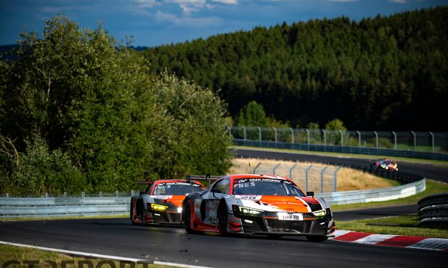 Nürburgring 24 Hours entry list