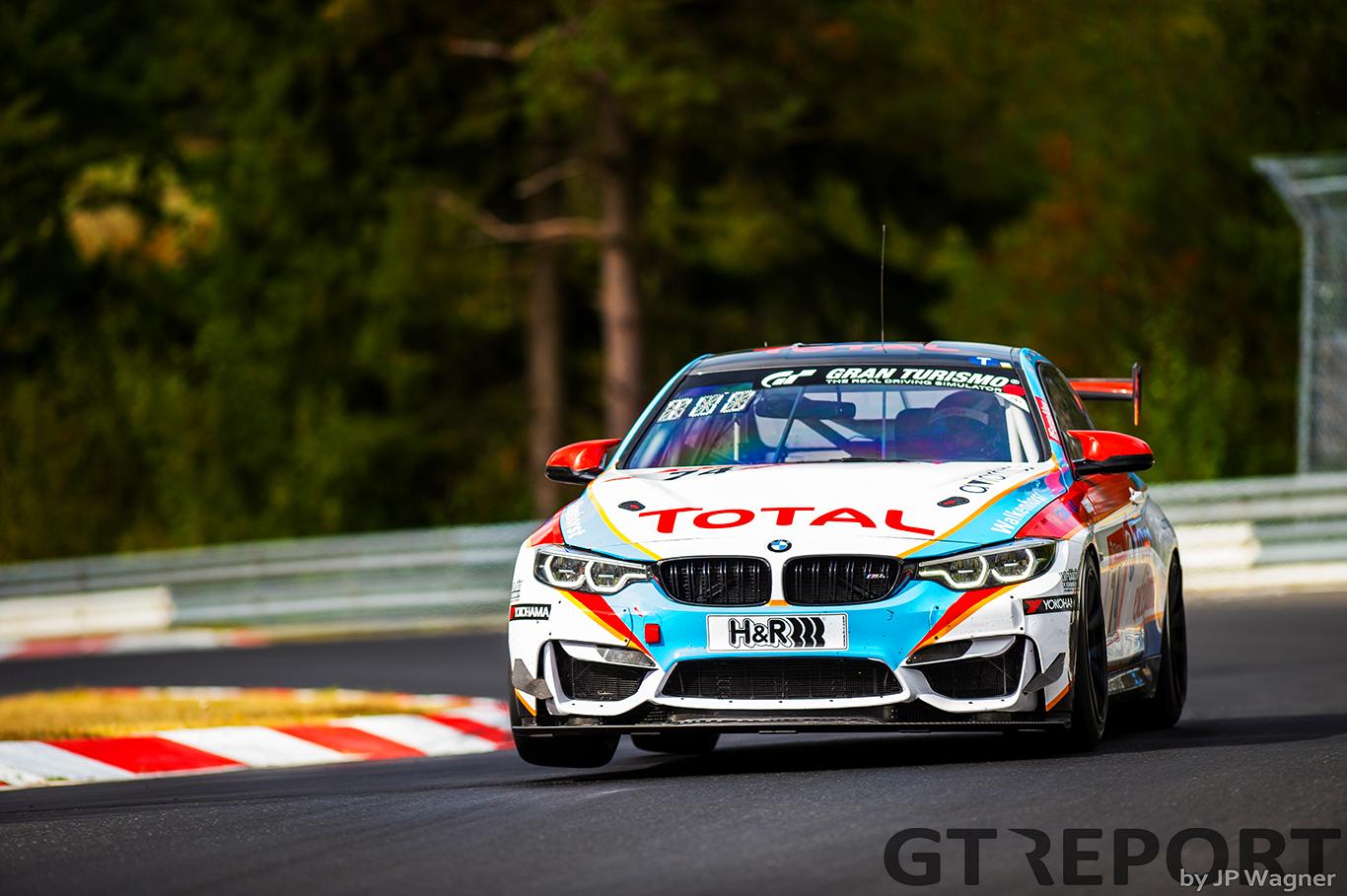 Nürburgring 24 Hours driver report: Ben Tuck – Qualifying