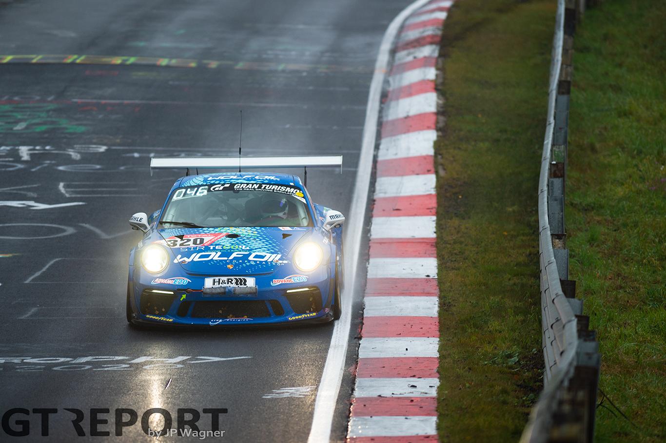 Nürburgring 24 Hours driver report: Thomas Kiefer – Race start