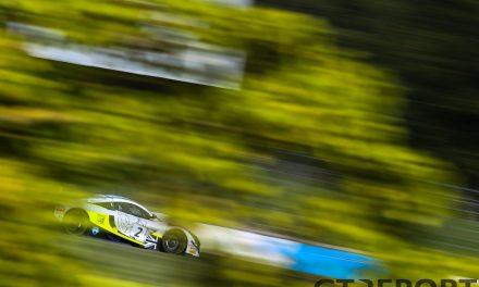 British GT Donington Park: Jenson Team Rocket RJN storms to third pole of 2020