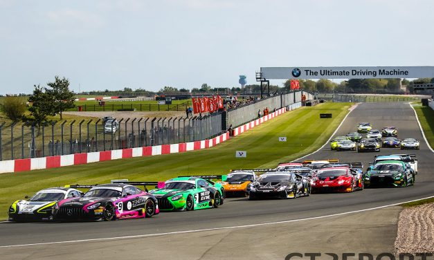 British GT Silverstone finale gets green flag