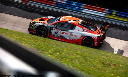 VLN5: Audi double at Nürburgring Endurance Series 6-hour race