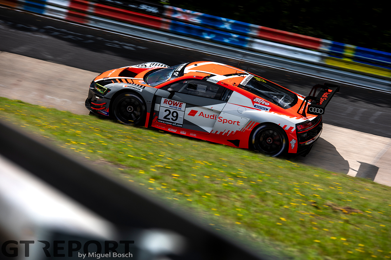 VLN5: Audi double at Nürburgring Endurance Series 6-hour race