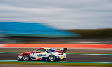 Team Parker Racing confirms Porsche entry into British GT's Silverstone 500