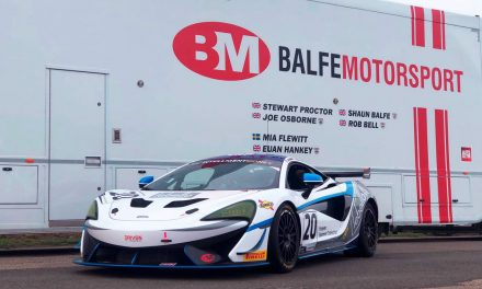 Balfe Motorsport brings third McLaren GT4 to British GT season finale
