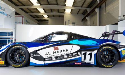 2 Seas Motorsport announce third British GT entry