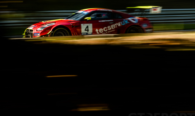 GT Cup Brands Hatch: Nissan GTR and Tregurtha storm into Brands Hatch