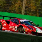 Italian GT Monza: Roda, Rovera break through for race 2 win in chaotic finale