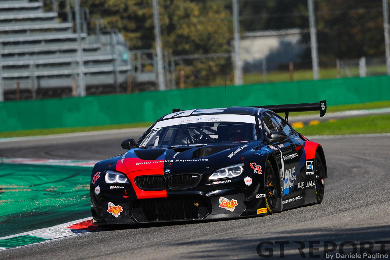 Italian GT Monza: Zug, Comandini win opening race of weekend